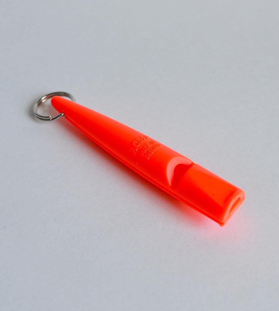 Acme Dog Whistle 210.5 Ultra High Pitch Orange