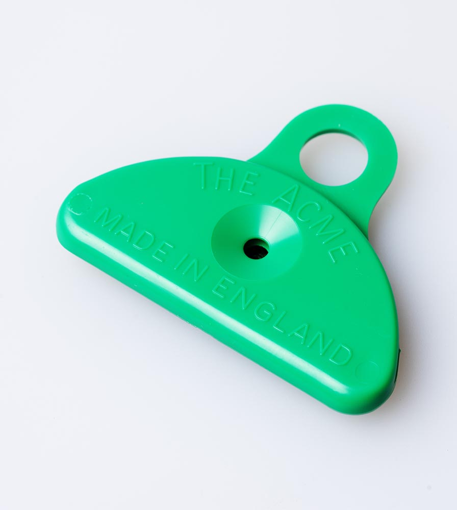 Acme Dog Whistle 576 - Shepherd Mouth Whistle Plastic Green