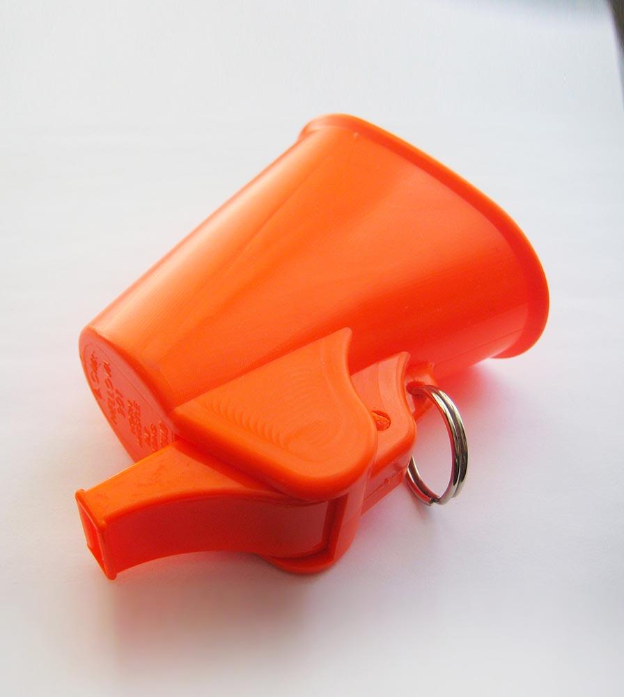 Acme Hellova Whistle 901 Dog Whistle - Orange