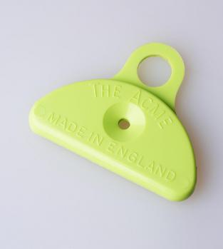 Acme Dog Whistle 576 - Shepherd Mouth Whistle Plastic Lime Green