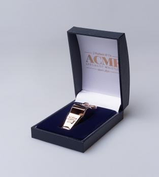 Acme Thunderer (Referee/Coach) Whistle 59.5 Medium Rose Gold