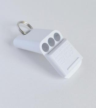 Acme Tornado 635 Medium Pealess Whistle White