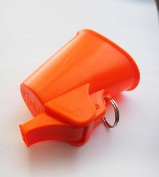 Acme Hellova Whistle 901 Dog Whistle - Orange