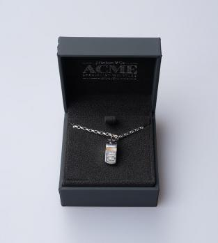 Acme Miniature Whistle Necklace - Sterling Silver