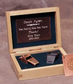 Award - American Spirit Whistle Bronze